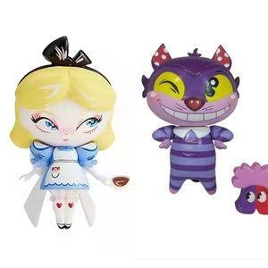 The World of Miss Mindy Alice & Cheshire Cat Vinyl